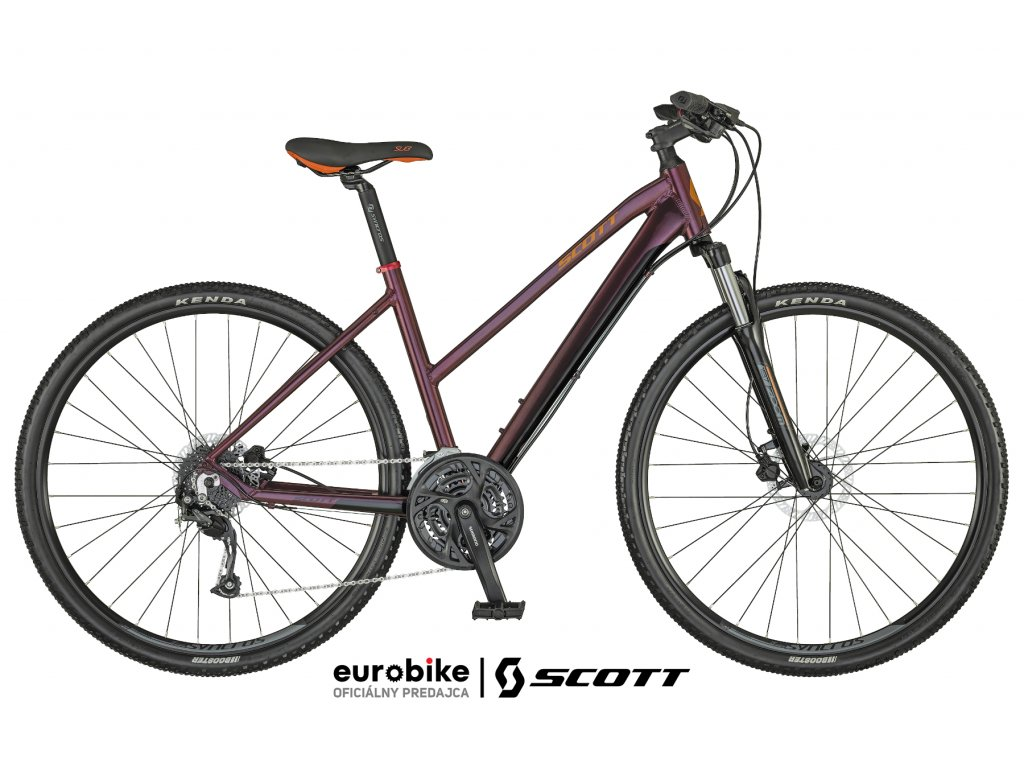 SCOTT Sub Cross 40 Lady 2021