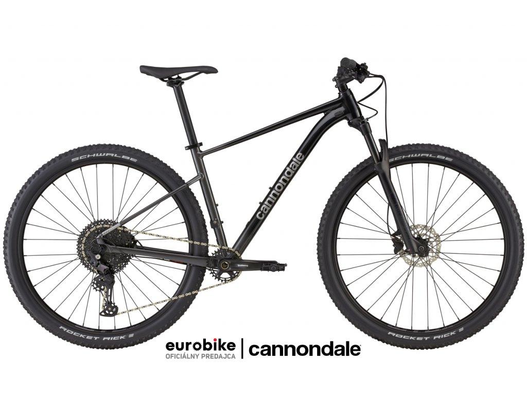 CANNONDALE Trail SL 3 Black Pearl 2021