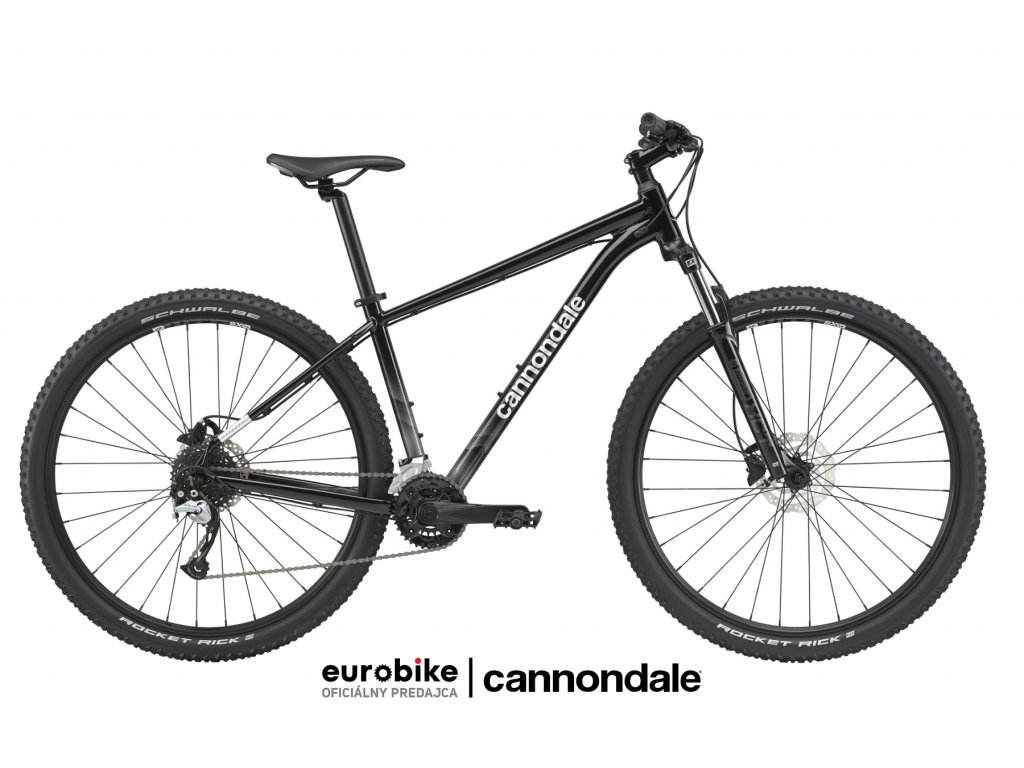 "CANNONDALE Trail 7 Black 2021 (29"")"