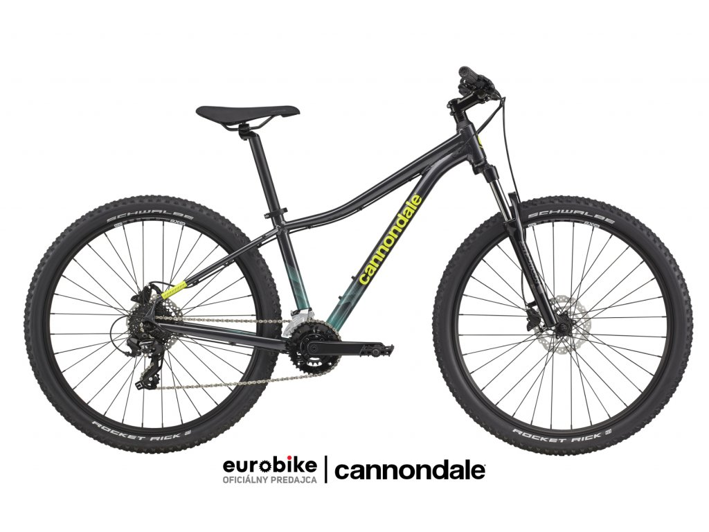 """CANNONDALE Trail 8 Women's Turquoise 2021 (29"""")"""