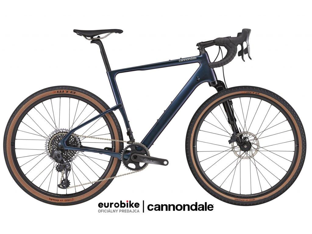 CANNONDALE Topstone Carbon Lefty 1 2021