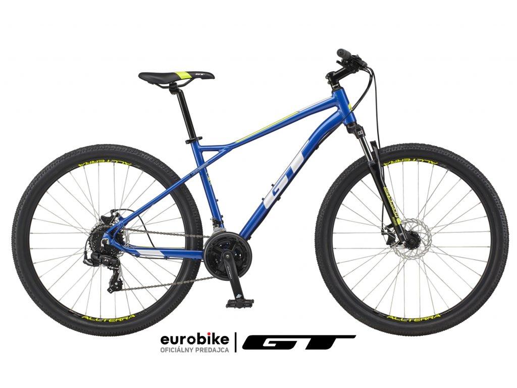 """GT Aggressor Sport 2021 Blue (29"""")"""