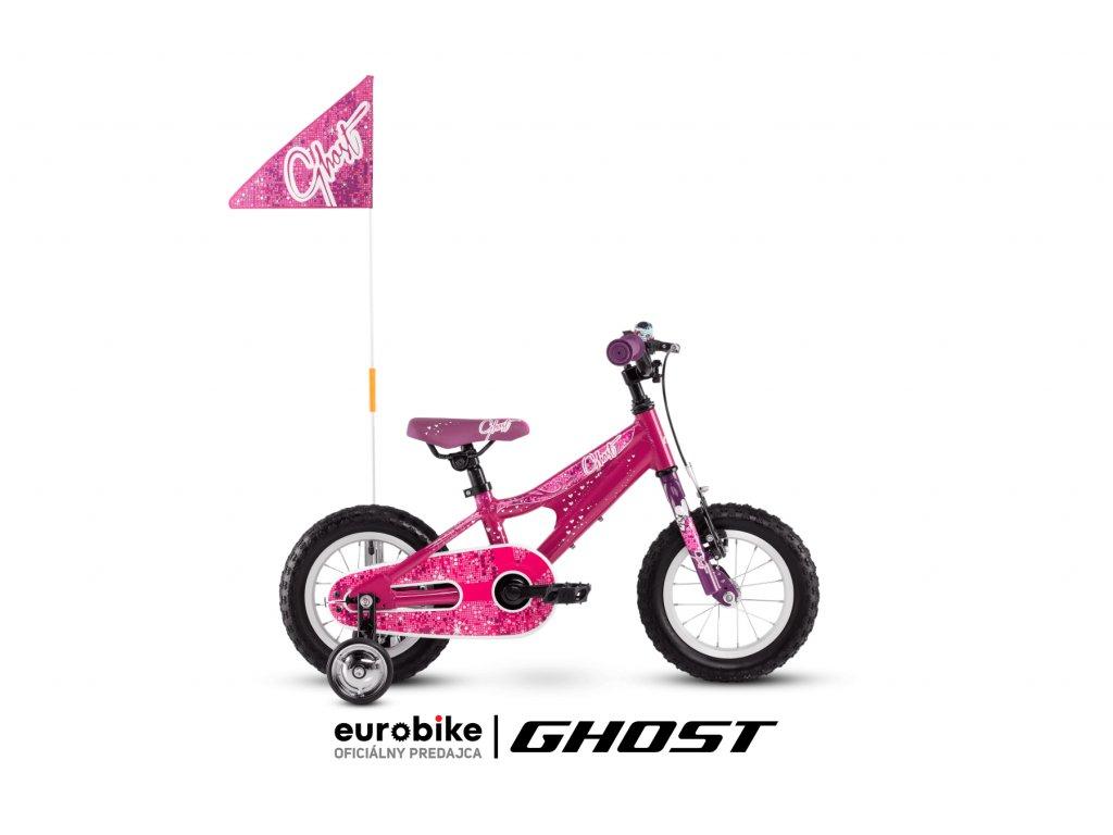ghost bikes powerkid 12 rosa 90