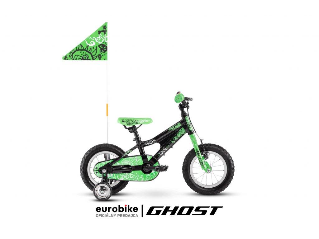 ghost bikes powerkid 12 schwarz 90