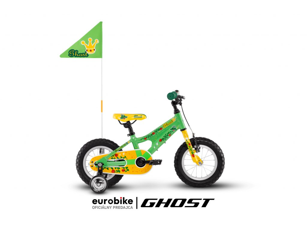 ghost bikes powerkid 12 gruen 90