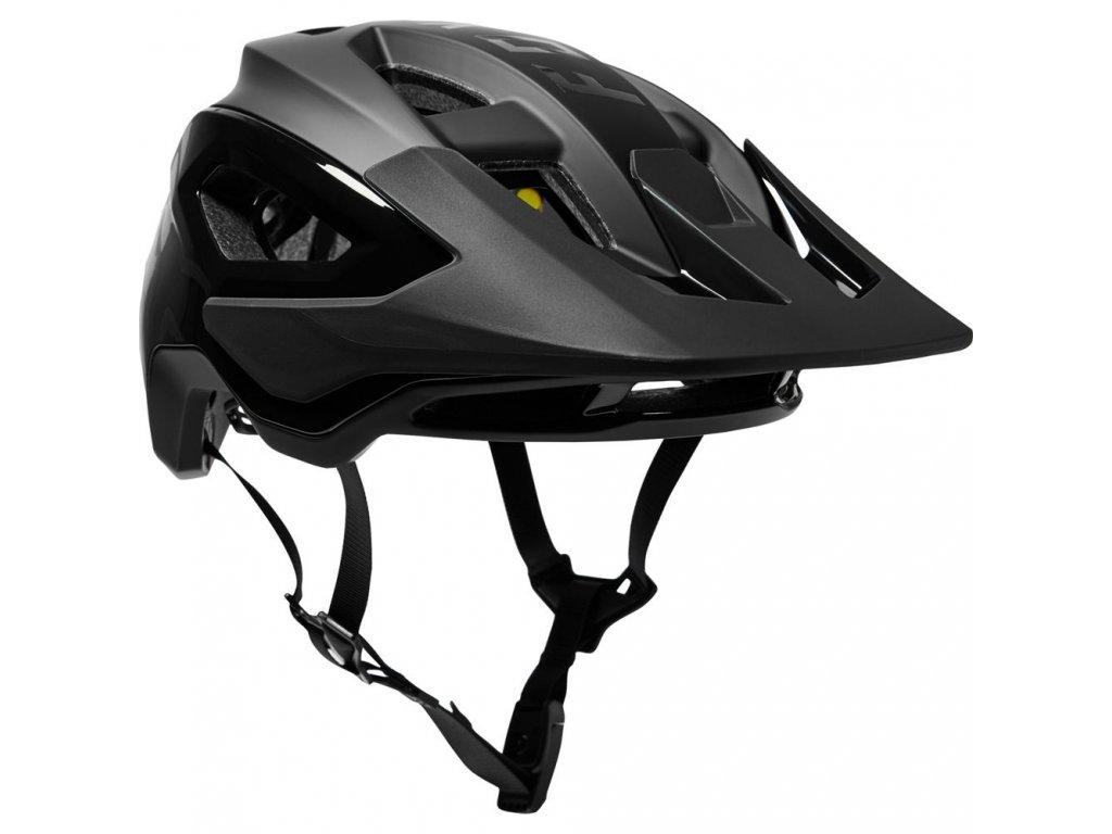 FOX Speedframe Pro MIPS Helmet 2021 Black