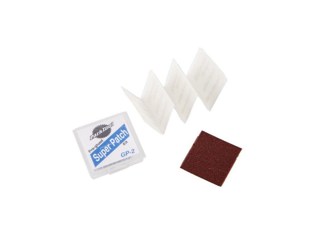 ParkTool GP 2 Super Patch Kit black universal 15504 95648 1481263171