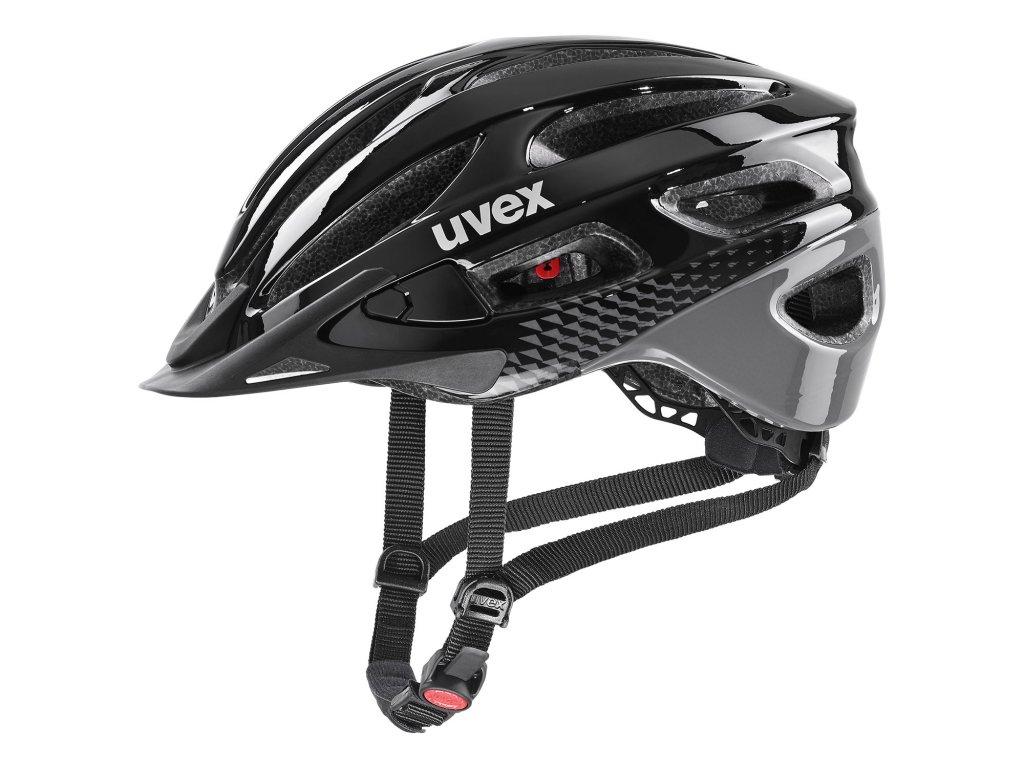 UVEX True 2021 Black / Grey