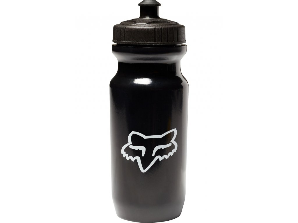 FOX Head Base Water Bottle 650 ml Black