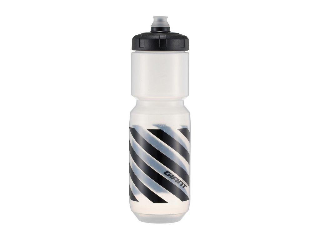 GIANT DoubleSpring™ II 750 ml Transparent Black