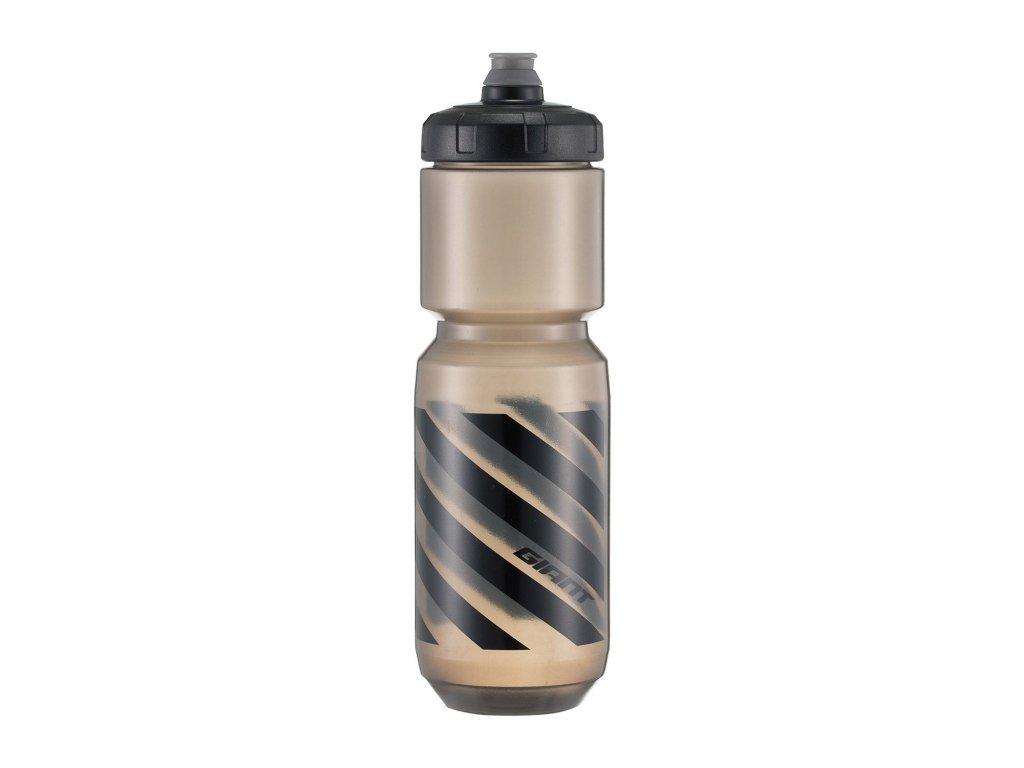 GIANT DoubleSpring™ II 750 ml Transparent Black / Black