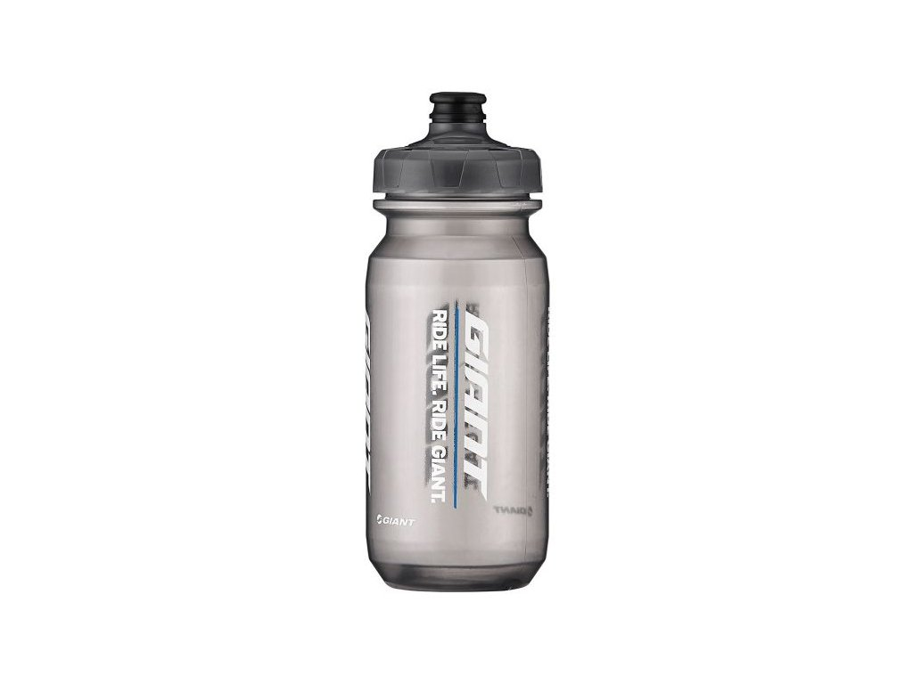 GIANT DoubleSpring™ II 600 ml Transparent Black