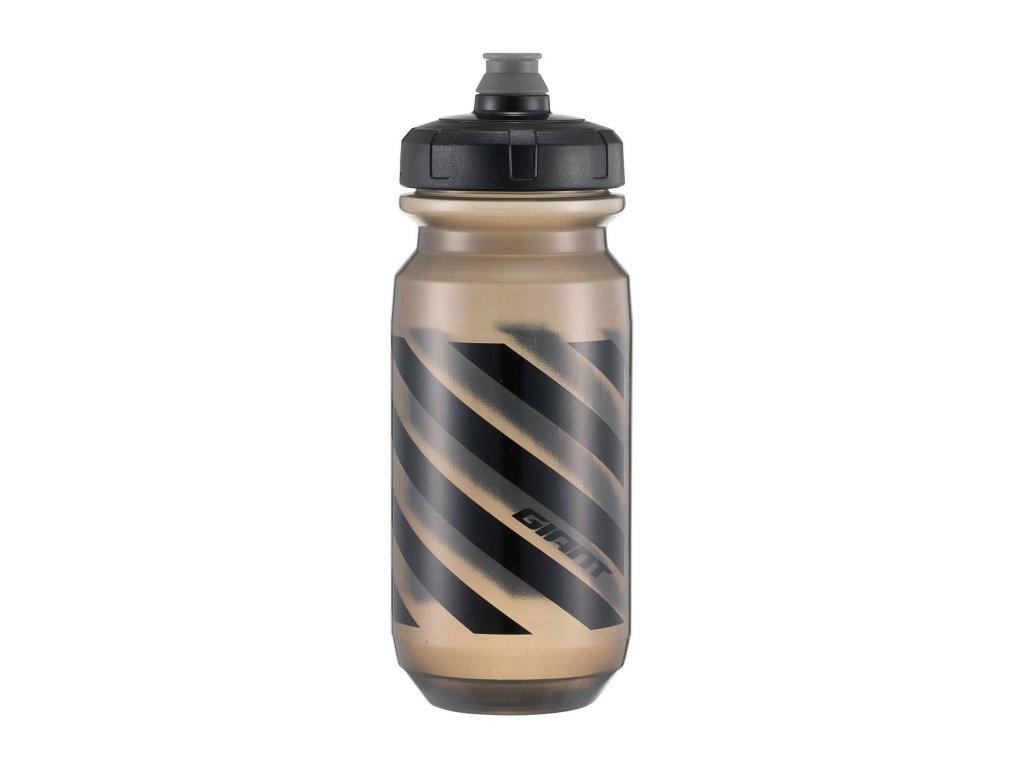 GIANT DoubleSpring™ II 600 ml Transparent Black / Black