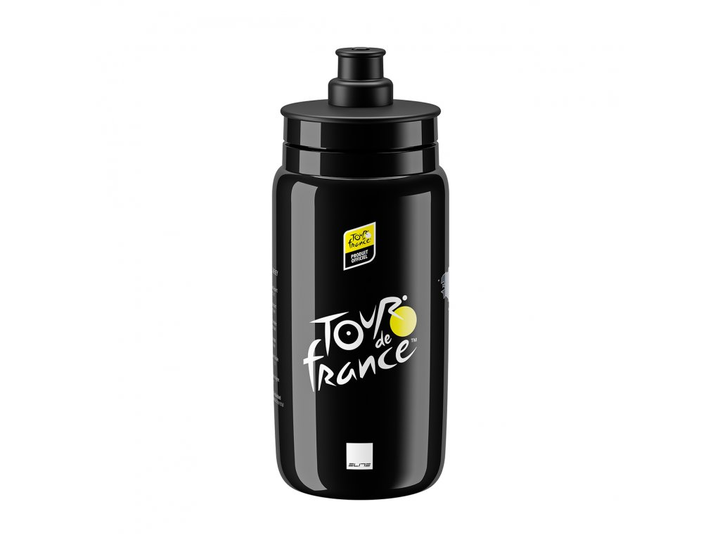ELITE Fly Tour de France 550 ml Black