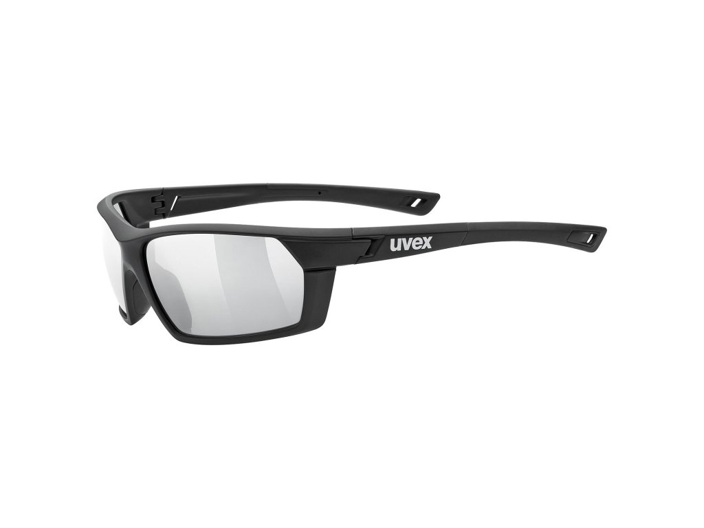 UVEX Sportstyle 225 Black Mat