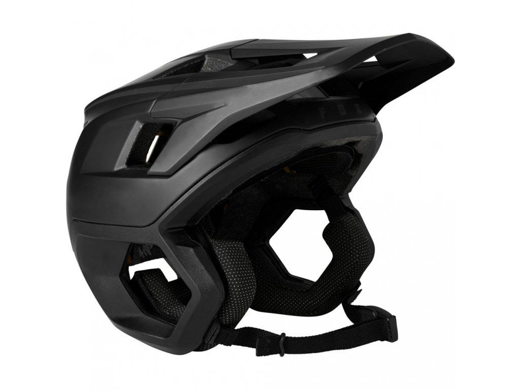 FOX Dropframe Pro Helmet 2021 Black
