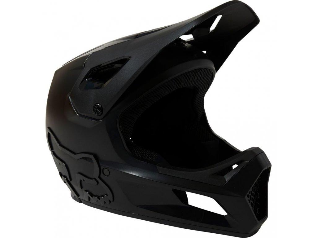 FOX Rampage Helmet 2021 Black