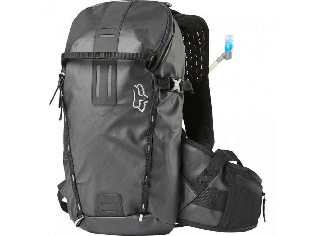 FOX Utility Hydration Pack Black Medium - Batoh