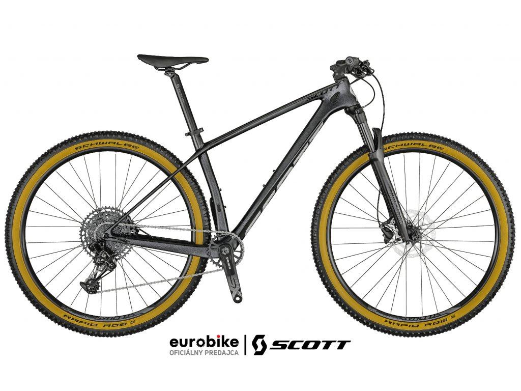 SCOTT Scale 940 Granite Black 2021