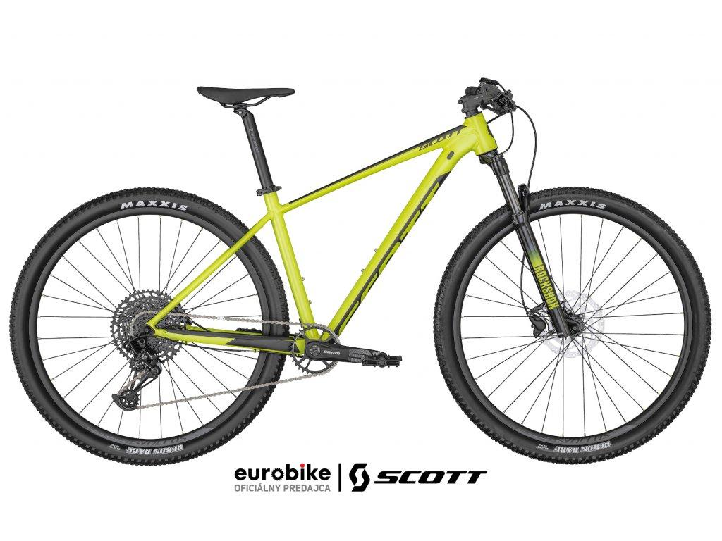 SCOTT Scale 970 Yellow 2021