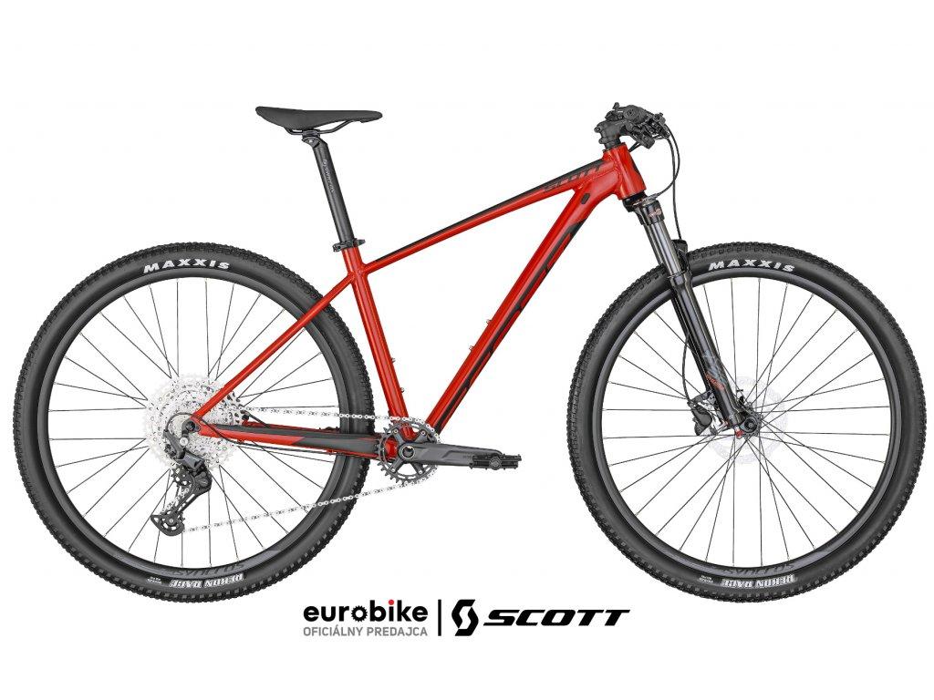 SCOTT Scale 980 Red 2021