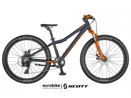 SCOTT Scale 24 Disc Black/Orange 2020