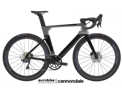 CANNONDALE SystemSix Ultegra Black Pearl 2021