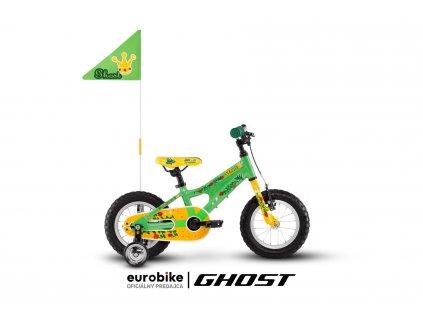 ghost bikes powerkid 12 gruen 90