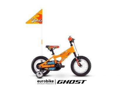 ghost bikes powerkid 12 orange 90