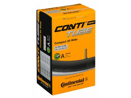 Continental Compact Tubes Compact20WideSchrader 0181271 1000px