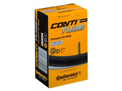 Continental Compact Tubes Compact20WideDunlop 0181281 1000px