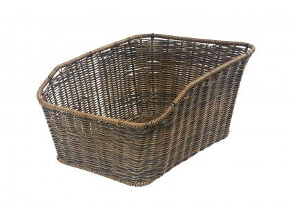 basket rattan rear