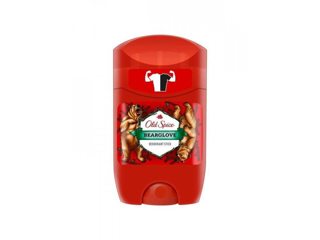 Old Spice Bearglove deodorant stick 50ml