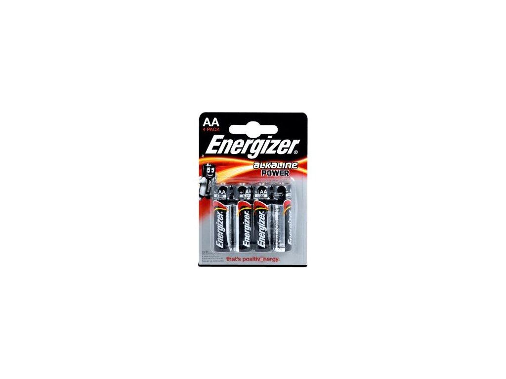 Energizer Alkaline Power AA 4 pack