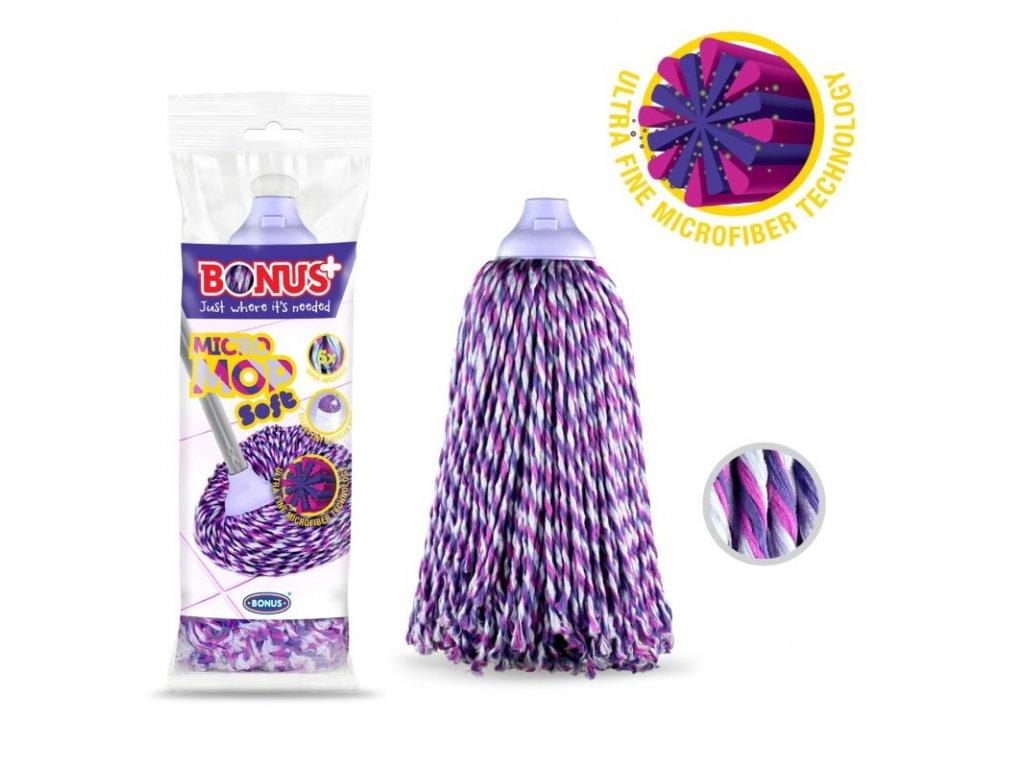 Bonus Micromop Soft náhradný mop 140g