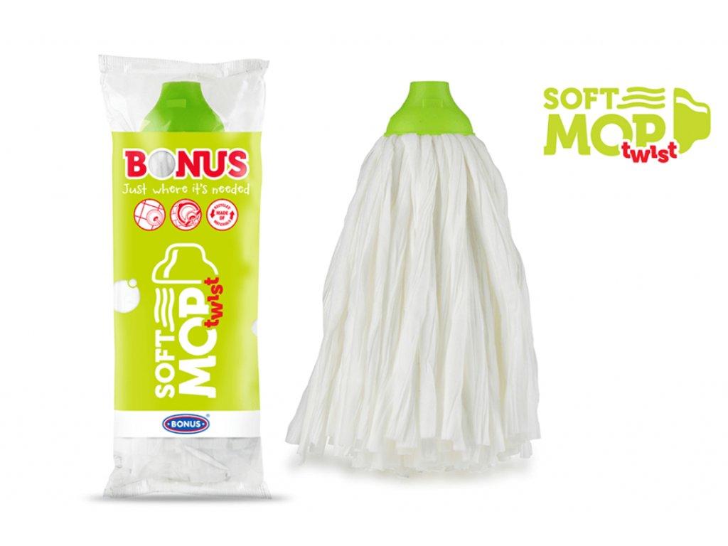 Bonus Soft Mop Twist náhradný mop 145g