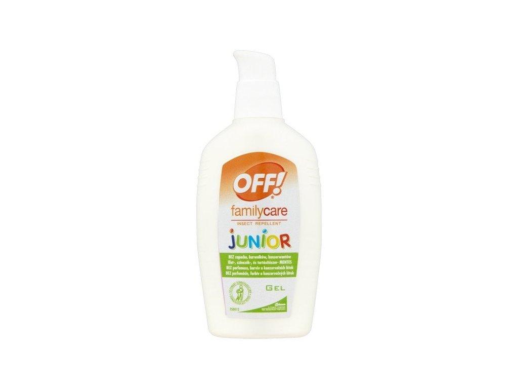 OFF! Family Care Junior repelent proti komárom & kliešťom rozprašovač 100ml