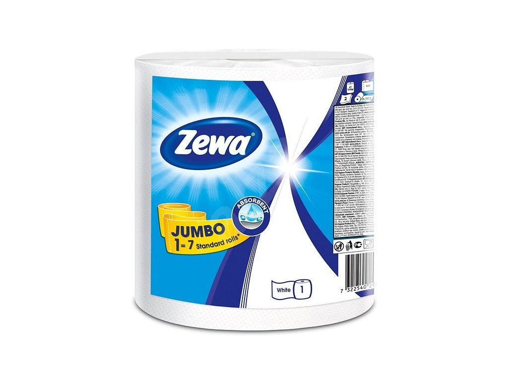 ZEWA Jumbo Klassik kuchynské utierky