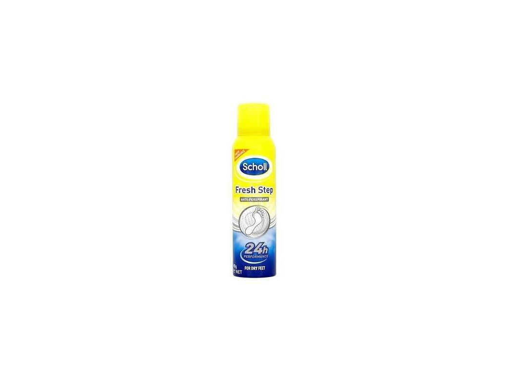 SCHOLL Antiperspirant sprej na nohy 150 ml