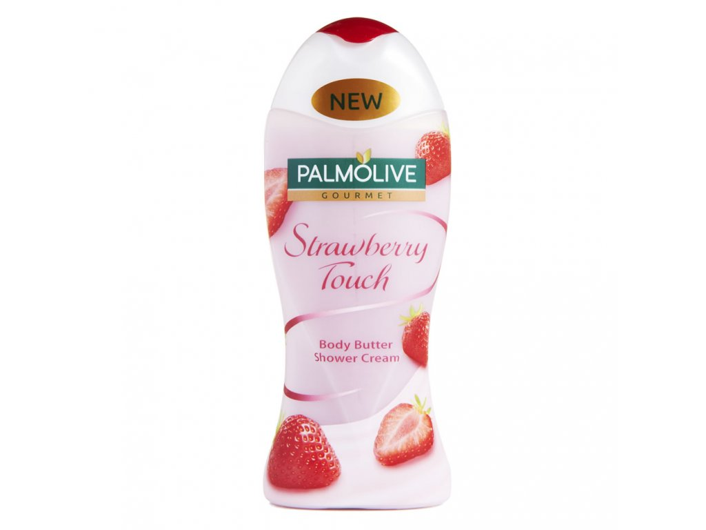 Palmolive Gourmet Strawberry sprchový gel 250 ml
