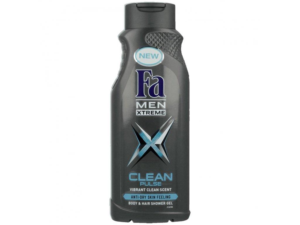 Fa Men Xtreme clean pulse sprchový gél 400ml