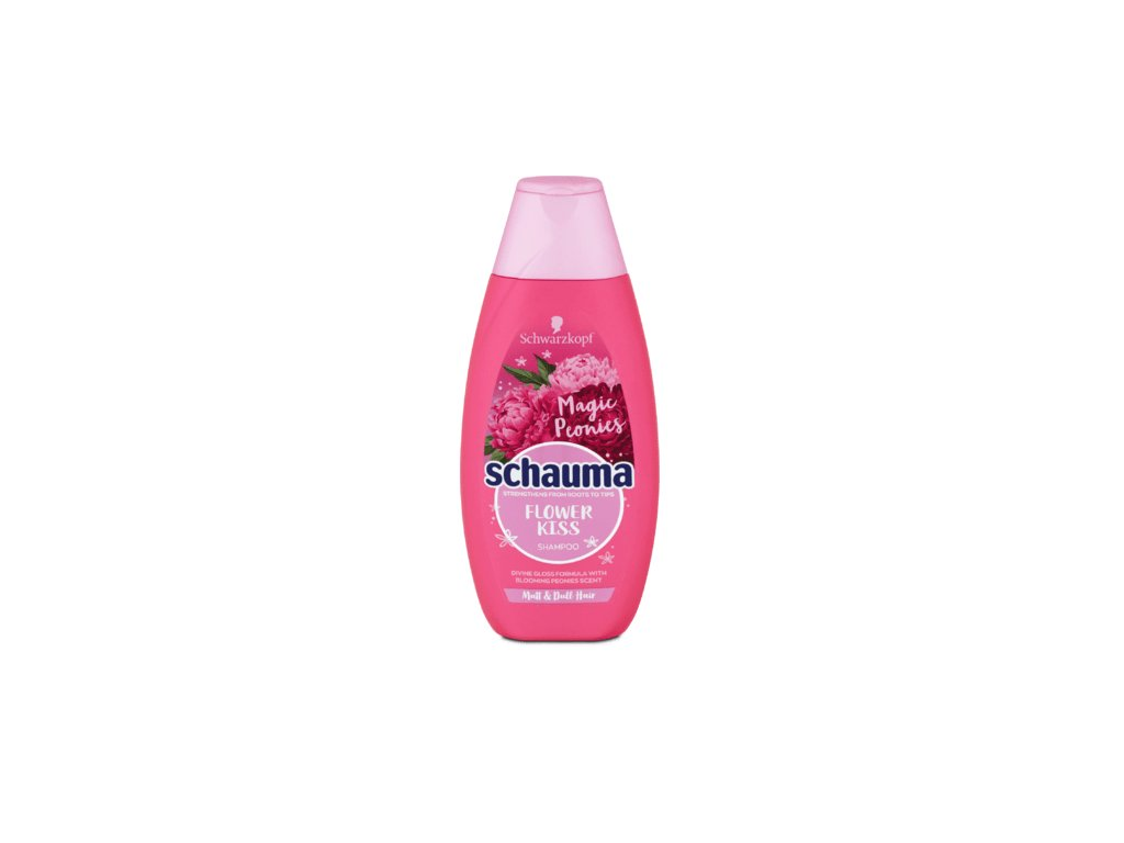 Schauma Flower Kiss Magic Peony šampón 400ml