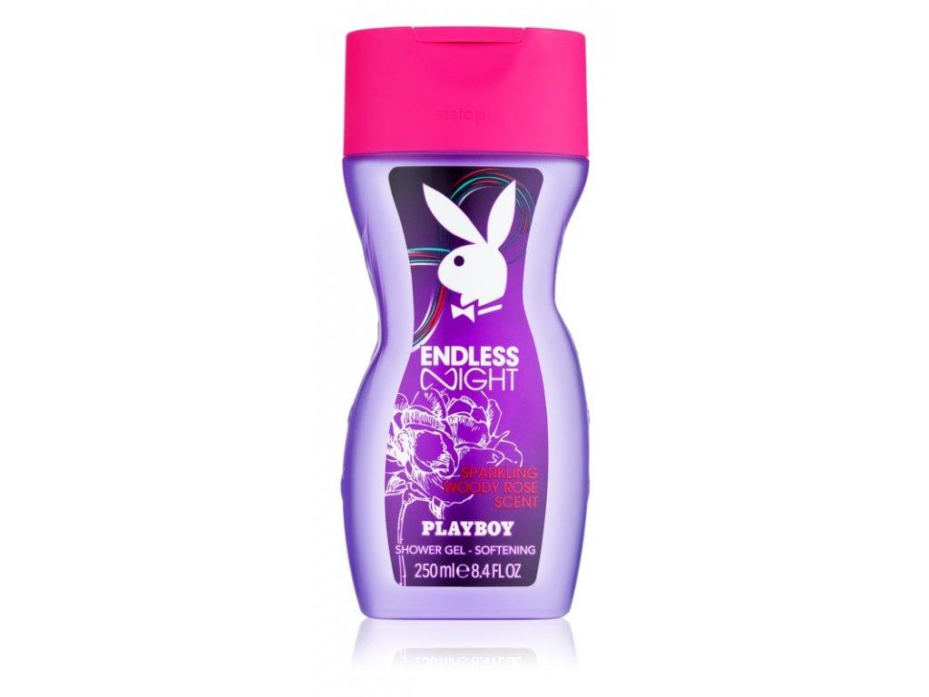 Playboy Endless Night sprchový gél 250ml