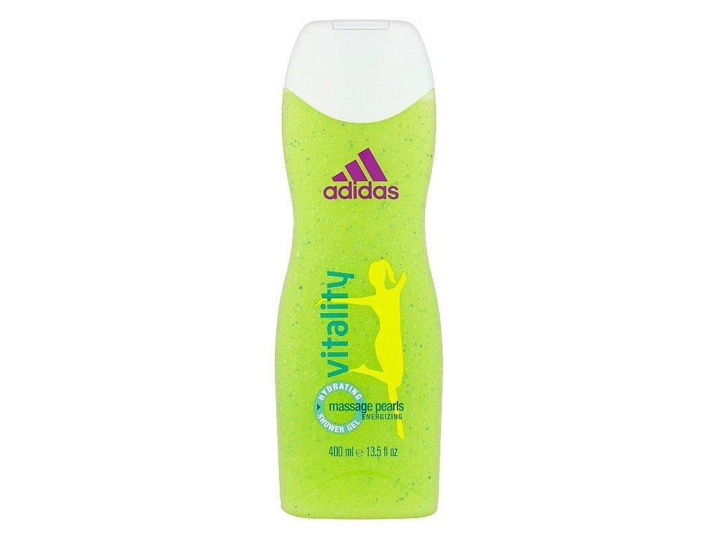 Adidas Vitality massage pearls sprchový gél 400ml
