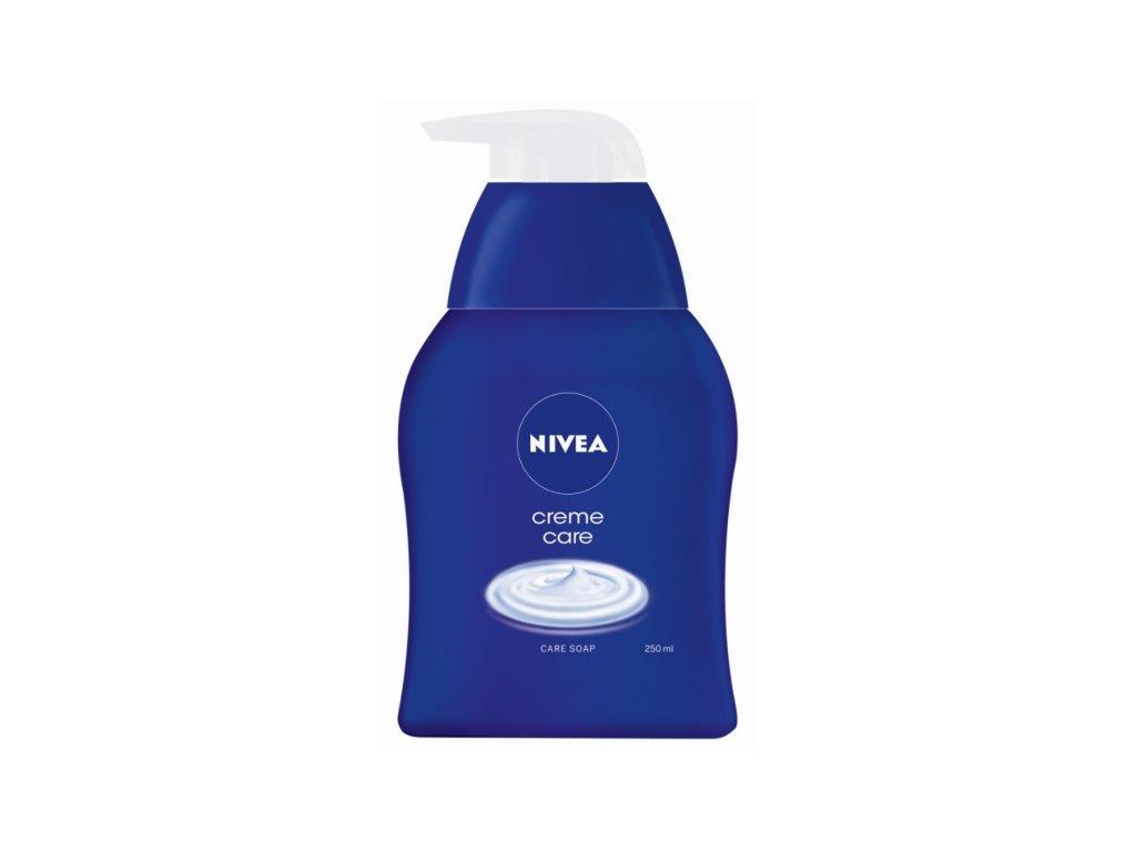 NIVEA Creme Care ošetrujúce krémové tekuté mydlo 250ml