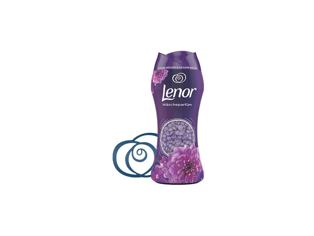 LENOR Vonné perličky Amethyst Flower 210 g