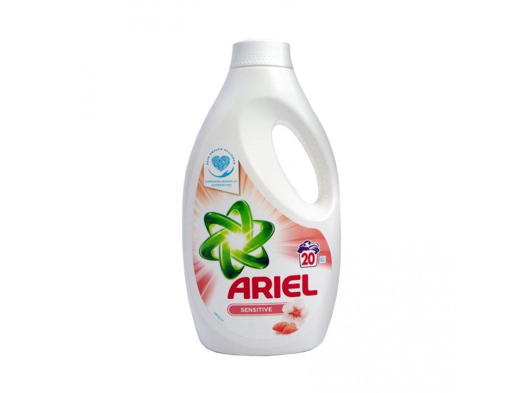 Ariel Sensitive gél na pranie 1,1l 20PD