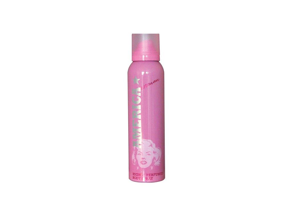 America Pink deosprej 150ml