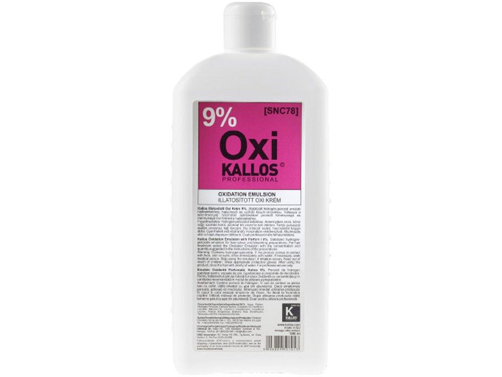 Kallos krémový antioxidant parfémovaný OKI 9% 2