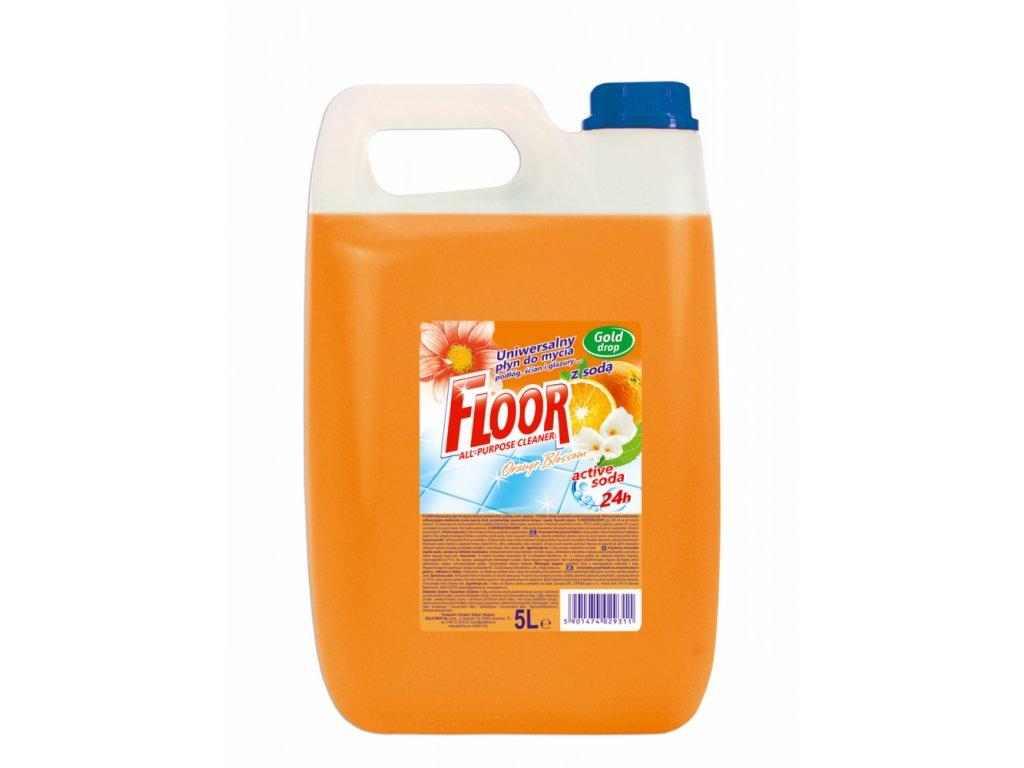 Floor na podlahy Orange Blossom 5l
